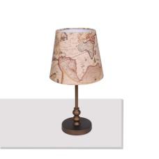 Интерьерная настольная лампа Mappa 1122-1T