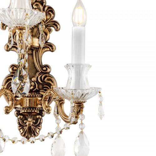 DIA890-WL-03-G Бра Palace Royal Classic Maytoni