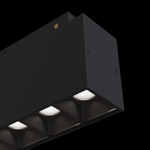 TR014-2-10W4K-B Трековый светильник Track lamps Magnetic track system Maytoni