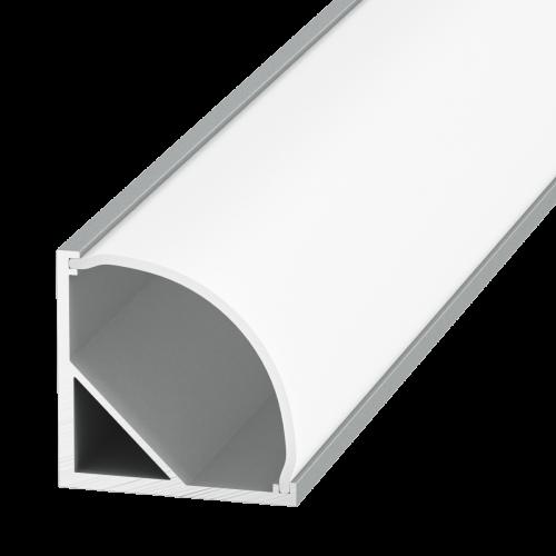 Алюминиевый профиль накладной угловой BEST SF-1616