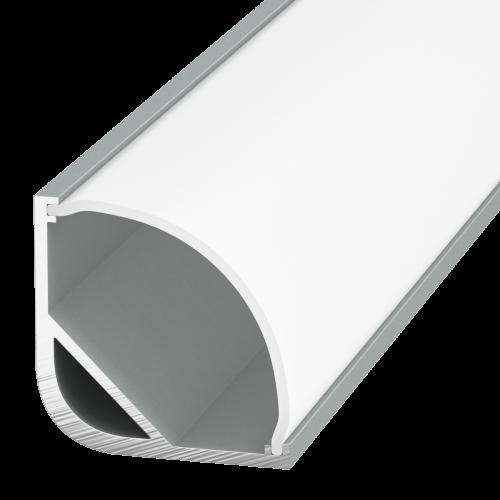Алюминиевый профиль накладной угловой BEST SF-3030