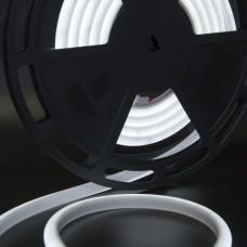Светодиодная лента термостойкая холодного белого свечения 2835, IP68, 12 Вт/м, 24V