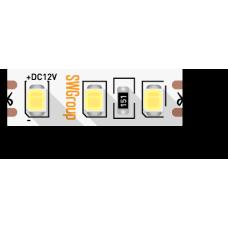 Лента светодиодная стандарт 2835, 120 LED/м, 9,6 Вт/м, 12В , IP20, Цвет: Холодный белый