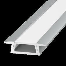 Алюминиевый профиль встраиваемый RC-2206