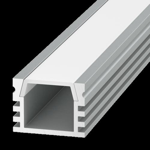 Алюминиевый профиль накладной SF-1612