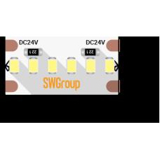 Лента светодиодная стандарт 2216, 300 LED/м, 19,4 Вт/м, 24В , IP20, Цвет: Холодный белый