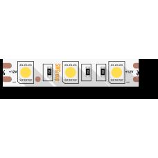 Лента светодиодная стандарт 5050, 60 LED/м, 14,4 Вт/м, 12В , IP20, Цвет: Красный