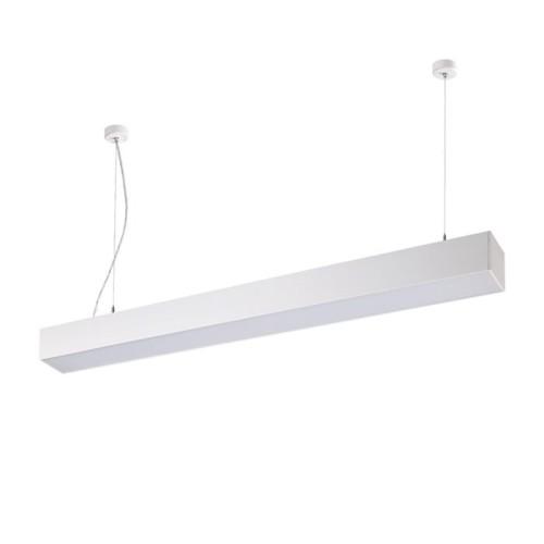 358054 NT19 053 белый Подвесной светильник IP20 LED 4000К вверх 15W + вниз 20W 220V ITER