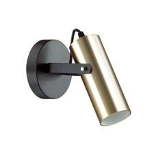 3714/1W LN18 090 золотой, чёрный Бра GU10 220V CLAIRE