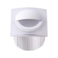 358095 NT19 165 белый Подсветка ступеней IP65 LED 4000K 3W 220V SCALA