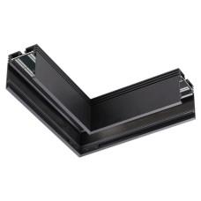 135030 NT19 010 черный Соединитель для низковольтного шинопровода L-образный для IP20 KIT