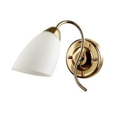 4532/1W COMFI LN21 049 золотой, белый Бра E14 40W 220V DARLENE