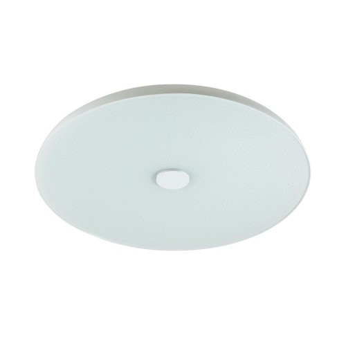 4629/DL SN 032 св-к ROKI muzcolor пластик LED 48Вт 3000-6500К D500 IP20 пульт ДУ/динамики