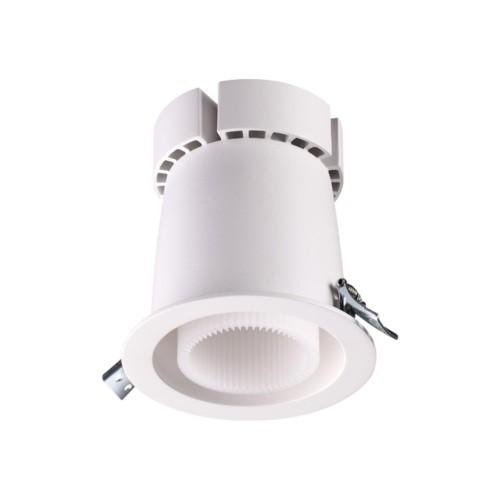358200 NT19 092 белый Встраиваемый светильник IP20 LED 4000K 20W 220В VARPAS