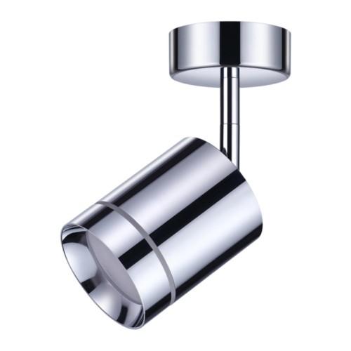 358261 NT19 071 хром Накладной светильник IP20 LED 9W 160-265V ARUM