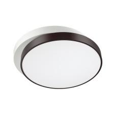 4509/72CL LN20 белый, черный Люстра потолочная с пультом LED 72W 3000-6000K 6120Лм 220V AGATHA