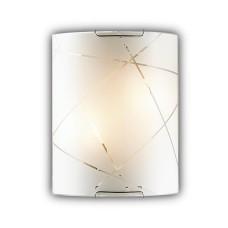 1644 SN 108 бра VASTO стекло E14 2*60Вт 275х215