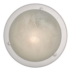 120 SN 130 св-к ALABASTRO стекло E27 1*100Вт D310