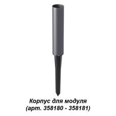 358183 NT19 164 темно-серый Корпус для модуля