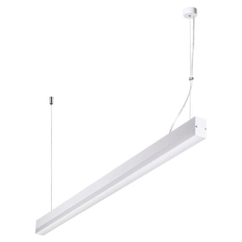 358159 NT19 051 белый Подвесной светильник IP20 LED 4000K 36W 220V ITER