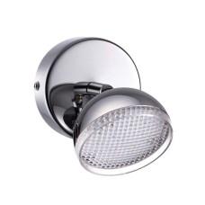 3623/6WL LN18 013 хром Подсветка LED 6W 4000K 480Лм 220V FAROBIANCO