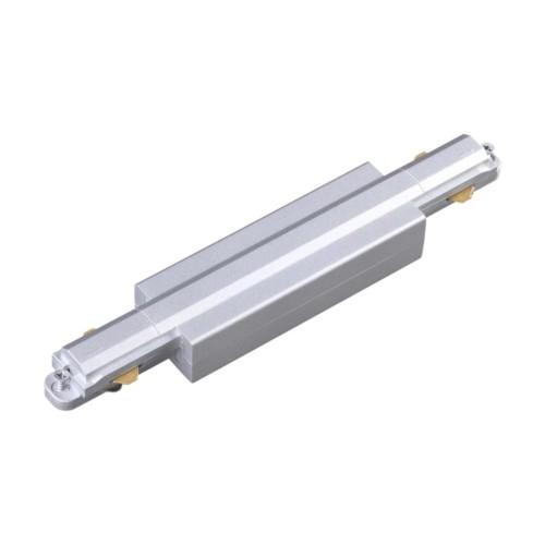 135081 NT19 016 серебро Соединитель с токопроводом для однофазного шинопровода IP20 220V
