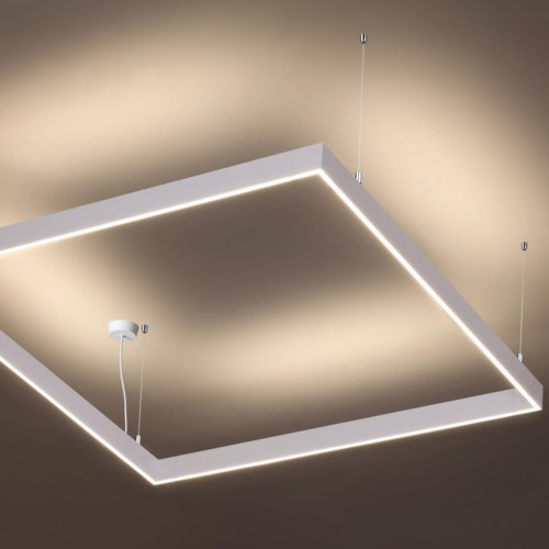 358161 NT19 050 белый Подвесной светильник IP20 LED 4000K 40W 220-240V ITER