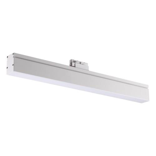 358185 NT19 051 белый Однофазный трековый светодиодный светильник IP20 4000K 18W 100-240V ITER