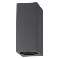 370600 NT19 169 темно-серый Ландшафтный светильник IP54 GU10 2*50W 220V LANDSCAPE
