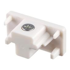 135016 NT18 015 белый Заглушка торцевая для однофазного шинопровода IP20