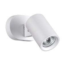 370650 NT19 000 белый Светильник накладной IP20 GU10 50W 220V GUSTO