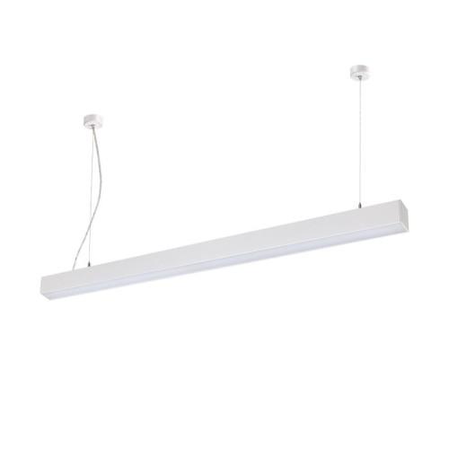 358052 NT19 053 белый Накладной/подвесной светильник IP20 LED 4000К 20W 220V ITER
