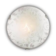 108/K SN 104 св-к VUALE стекло E27 2*60Вт D300