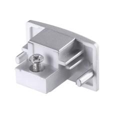 135087 NT19 016 серебро Заглушка торцевая для однофазного шинопровода IP20