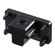 135017 NT18 015 черный Заглушка торцевая для однофазного шинопровода IP20