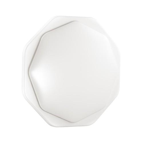 3002/DL SN 019 св-к VESTA пластик LED 48Вт 3000-6000K D400 IP43 пульт ДУ