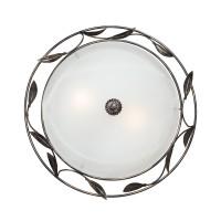 Светильник настенный V6863-1/2A, 2хЕ27 макс. 60Вт черный с золотом Vitaluce