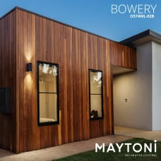 Новинка! Пополнение в коллекции Outdoor - серия Bowery от Maytoni