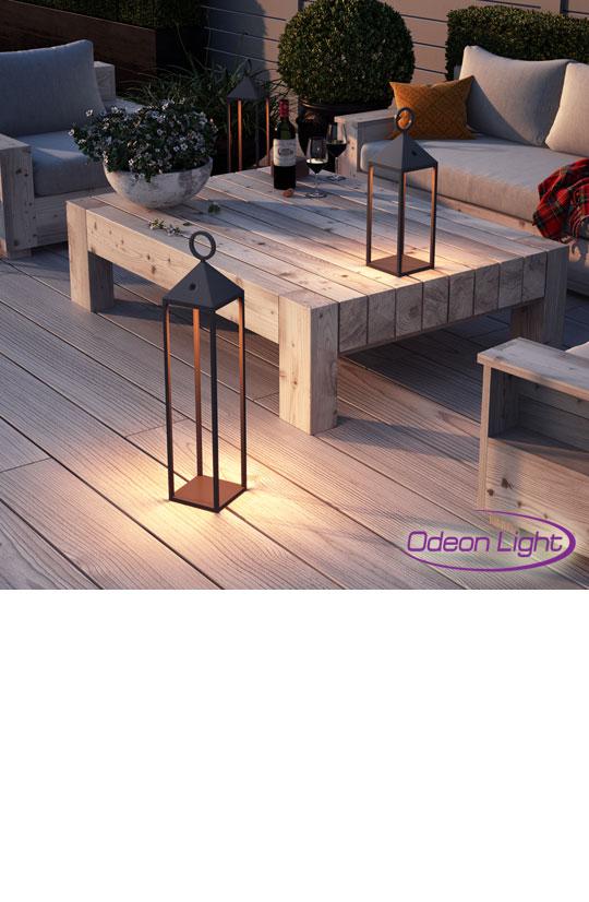 Серия светильников York от Odeon Light